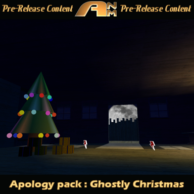 Ghostly Christmas